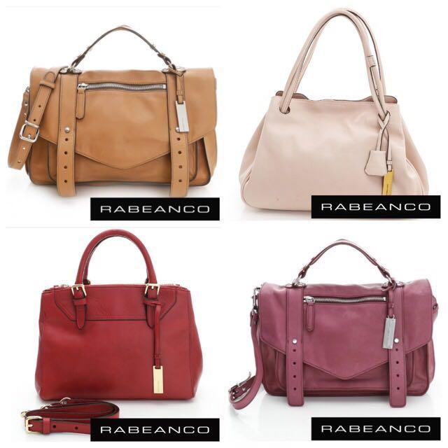 Rabeanco包包皮夾 香港代購