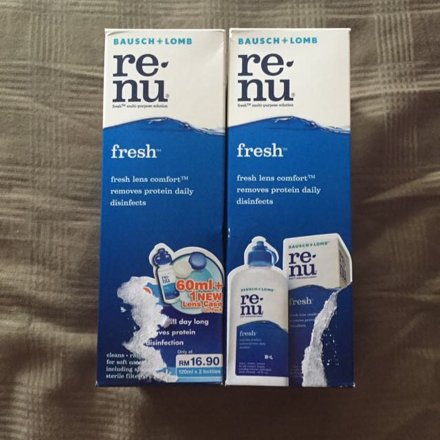 Unopened Bausch+lomb Multi Purpose Solution( Include Postage)