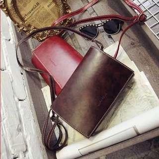 經典款復古斜背包 🎁🎁氣質 簡單 隨性