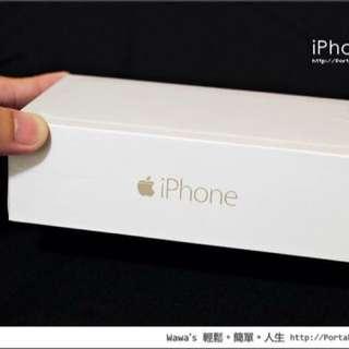 全新未拆封 IPHONE6(可去附近商家驗貨)