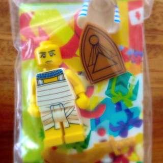 Lego Minifigures Series 13 Egyptian Warrior