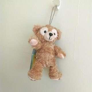 保留 全新Daffi達菲熊吊飾玩偶