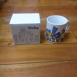 🆕北海小英雄馬克杯 Vicky