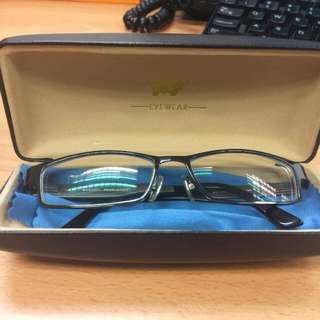 AUTHENTIC BRAUN BUFFEL SPECTACLES