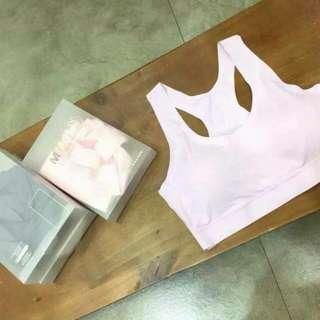 日本帶回 無印良品運動內衣(有胸墊)