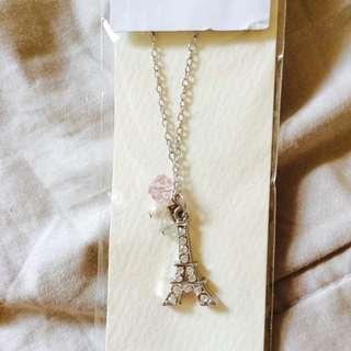 巴黎鐵塔項鍊