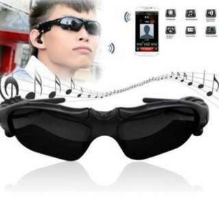 [FREE MAILING] Wireless HD Sunglasses Bluetooth Headset