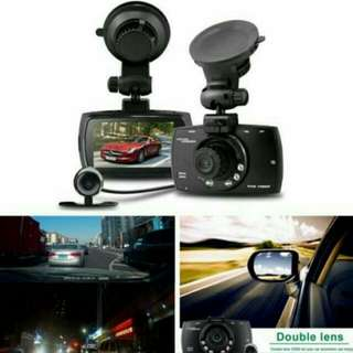 Dual View Car Camera + FREE 8GB Micro SD Card