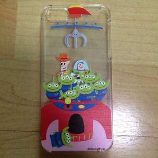 正品東京迪士尼I Phone 5/5s 殼 玩具總動員
