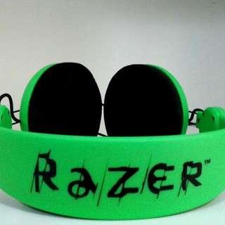 RAZOR ORCA Headset For Music!!
