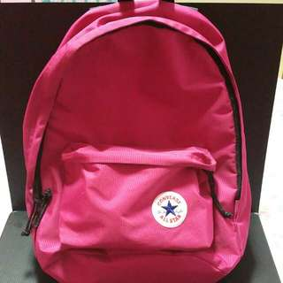 ALL STAR CONVERSE PINK BAG (PRE-OWN)