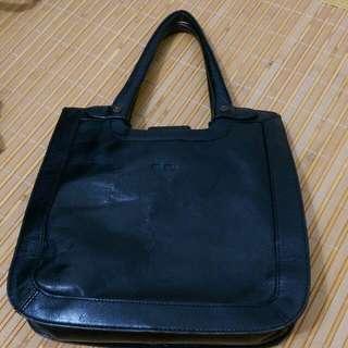 🚚 ARTBERG黑色手提包