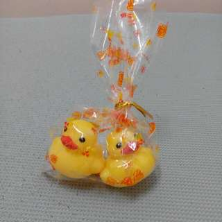 可愛黃色小鴨