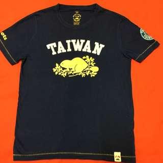 ROOTS 男生限量 Taiwan T-shirt