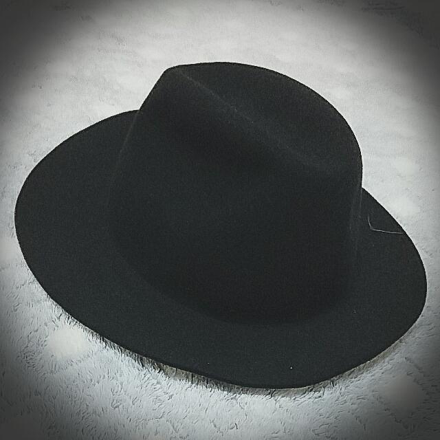 (全新)明星款紳士帽