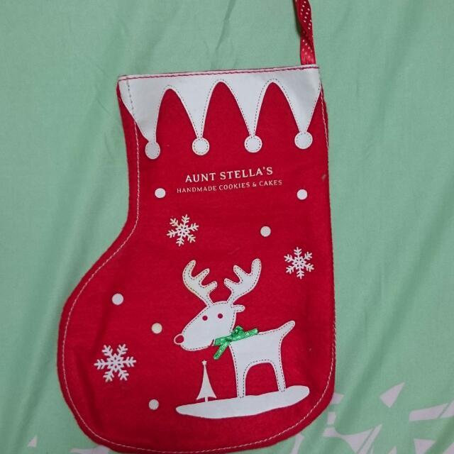 可愛麋鹿禮物袋