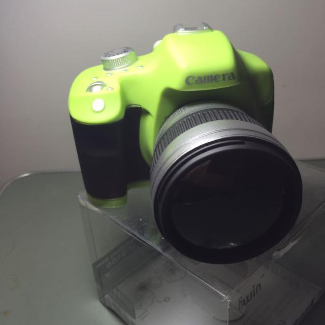全新 仿相機存錢筒