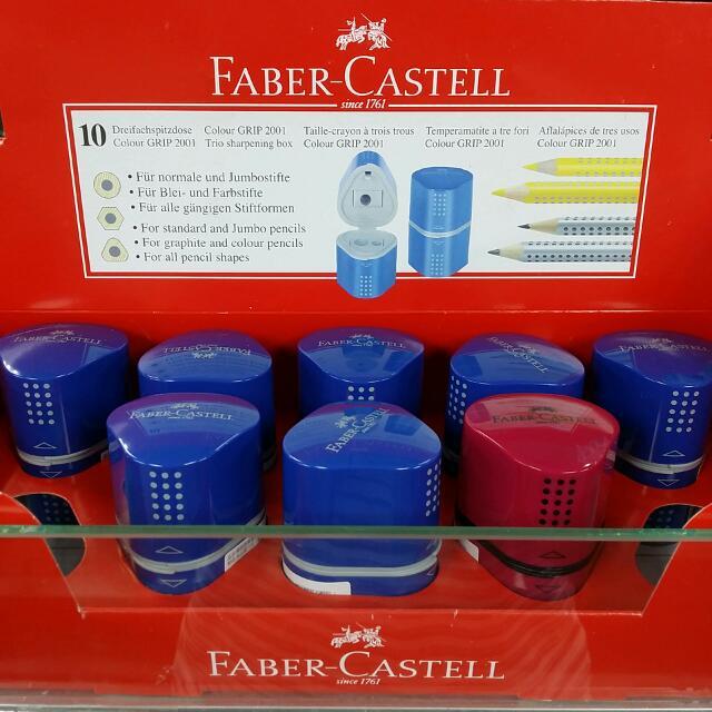 Faber-Castell 專用削筆器