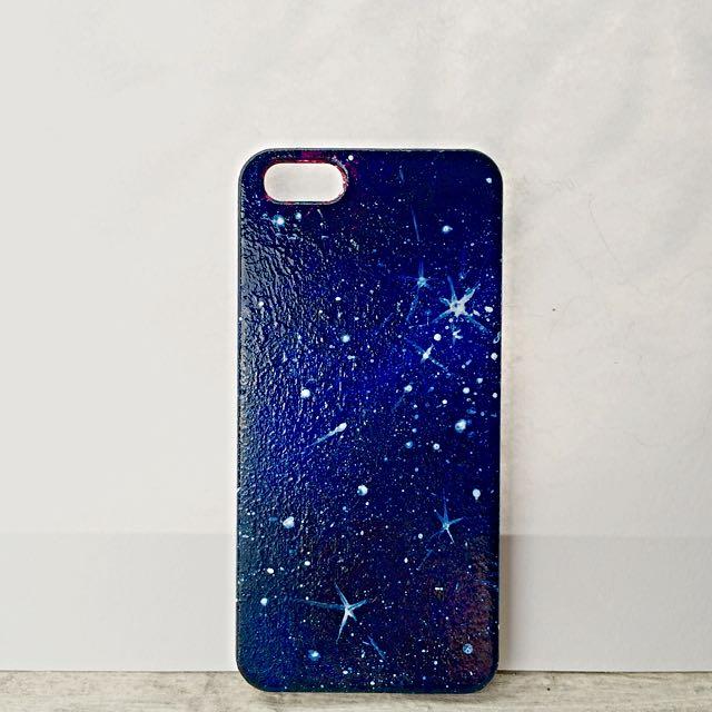 [苗繪手創]iphone5s手機殼 保護殼 手工繪製,僅此一個(免運費)