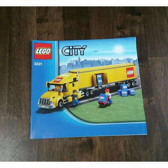 Lego Instructions 31009 3221 Toys Games On Carousell