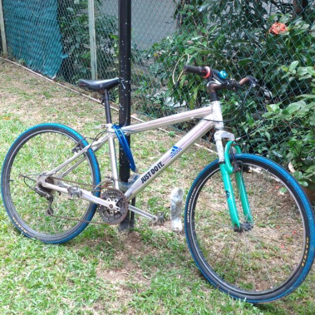 Multi-speed Bicycle (Urata)
