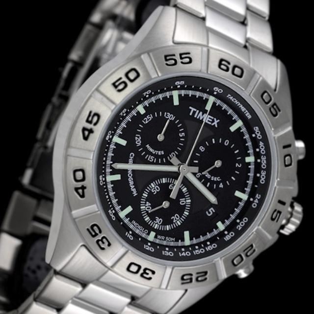 美國購入Timex三環錶