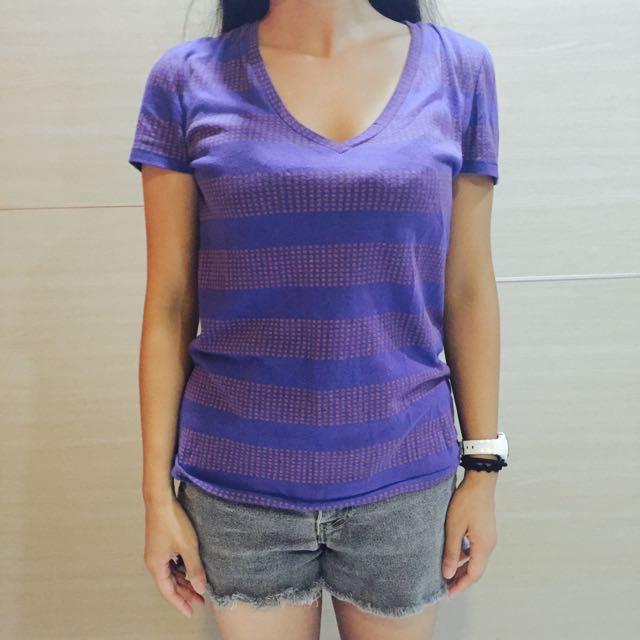 Urban Outfitters 旗下品牌BDG 藍色Tshirt