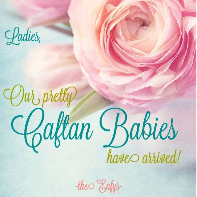 💟Uyeaa!! Pretty Kaftans Are Heree!
