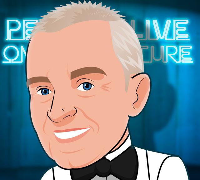 Wayne Dobson LIVE (Penguin LIVE)