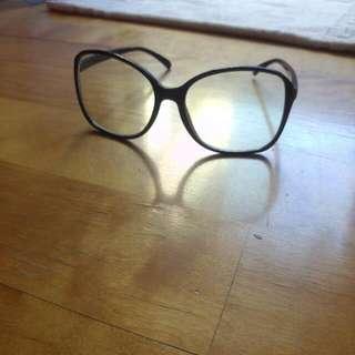 【保留】全新大框眼鏡