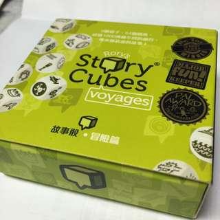 Story Cubes故事骰 冒險篇+擴充-魔法篇