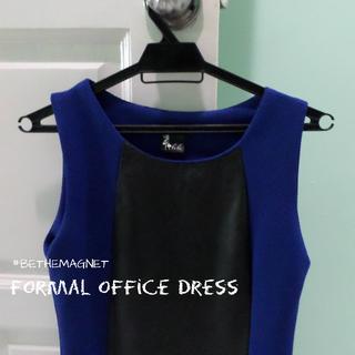 Formal Office Dress