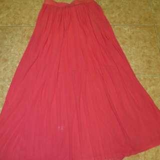 Authentic Miss Selfridge Maxi Skirt