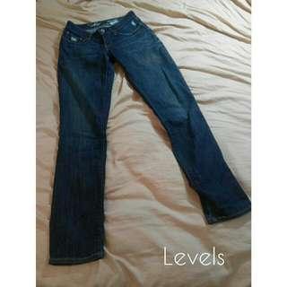 Levels26牛仔褲