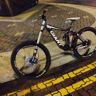 Giant Glory 00 DH Downhill Bike Bicycle Freeride