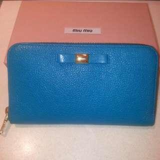 Miu Miu Authentic Long Wallet