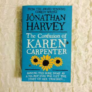 The Confusion Of Karen Carpenter By John Harvey