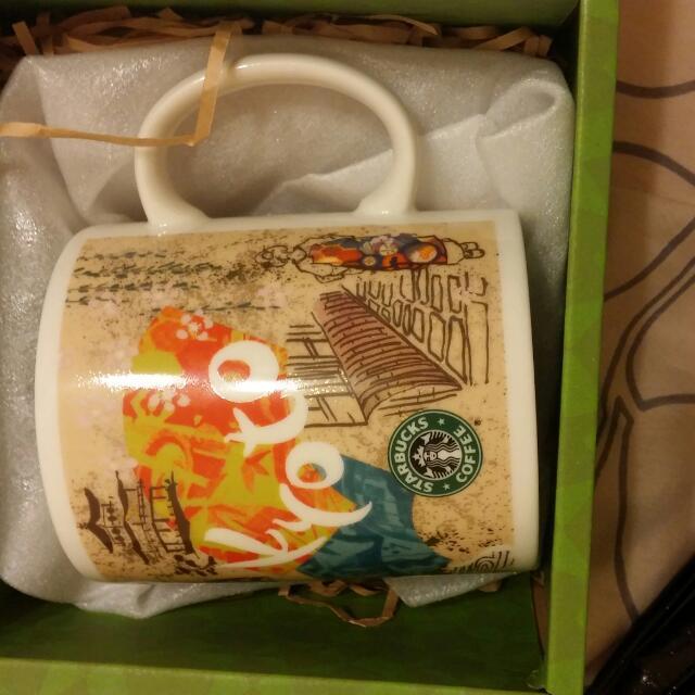 【全新/含運】星巴克2013京都杯,紙盒仍在,售550超取含運。
