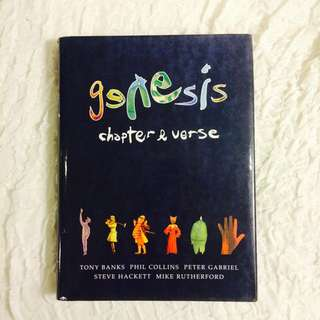 Genesis Chapter And Verse