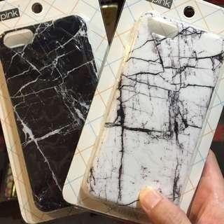 大理石 黑/白 軟殼 Iphone6/6+