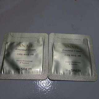 BN Snail Essential Cream SAEM