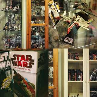 NFS: Star Wars Collection