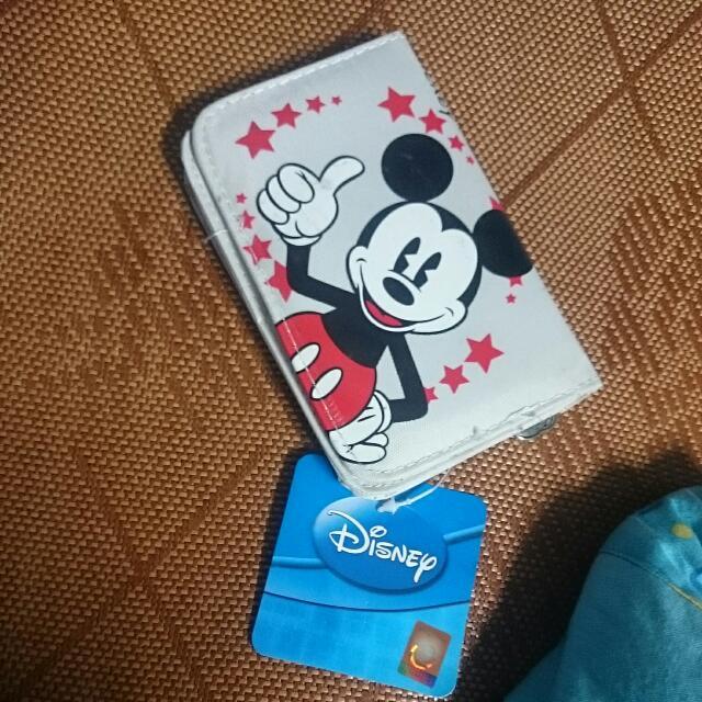 迪士尼米奇小錢包