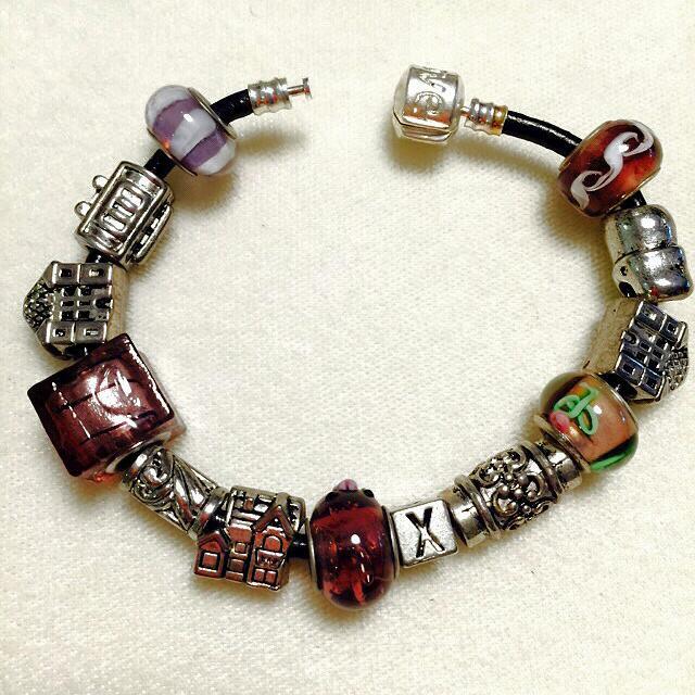 潘朵拉👉純銀串珠手鍊
