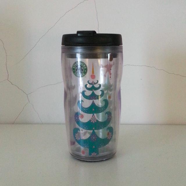 星巴克耶誕隨行杯 (2004年款)