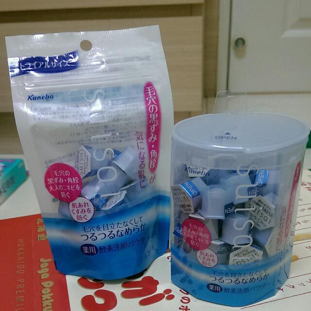 佳麗寶 酵素洗顏粉