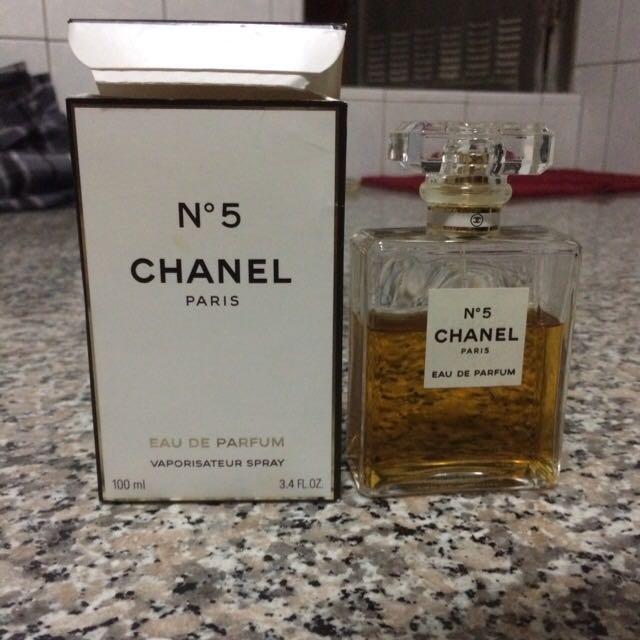 CHANEL N5 5號香水
