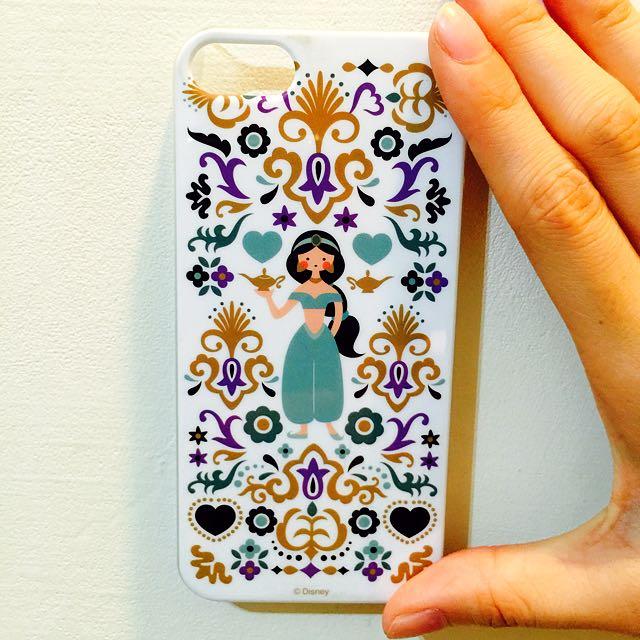 Disney 茉莉公主iphone5/5s手機殼