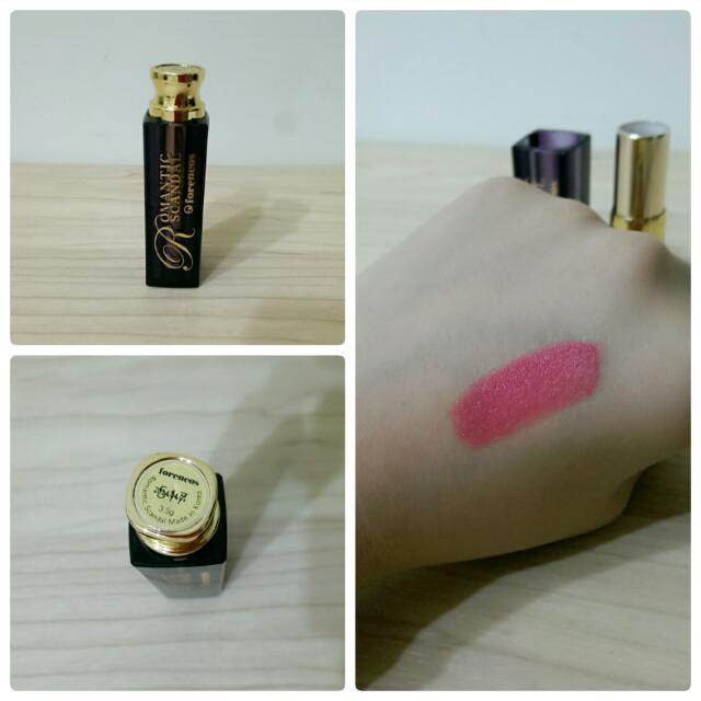 【forencos】Romantic Scandal Lip Stick   No.517浪漫流言口紅 3.5g 來自星星的你,千頌伊口紅