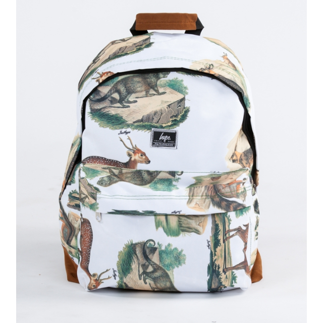 HYPE VINTAGE ANIMALS BACKPACK